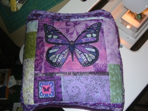 Butterfly Quillow